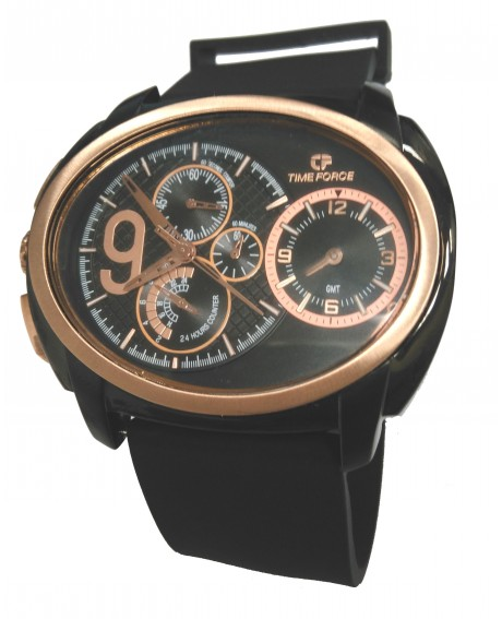 7ab52935732 RELÓGIO TIME FORCE LIMITED EDITION CR